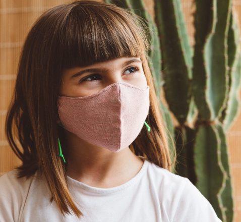 mascherina bambini